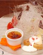 「お祝い」にはとびっきり華やかなデザートを!